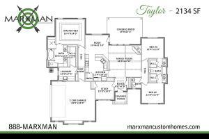 Taylor 2134 Plan