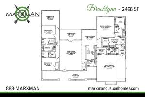 Brooklynn 2498SF Plan 2018